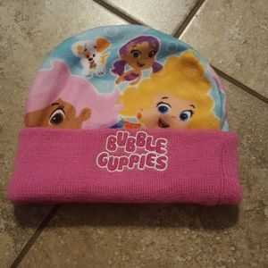 ❤3 for $10❤Bubble guppies winter hat for toddler